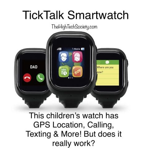 kids online tracking watch operating instruction