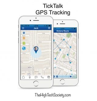 ticktalk gps tracking
