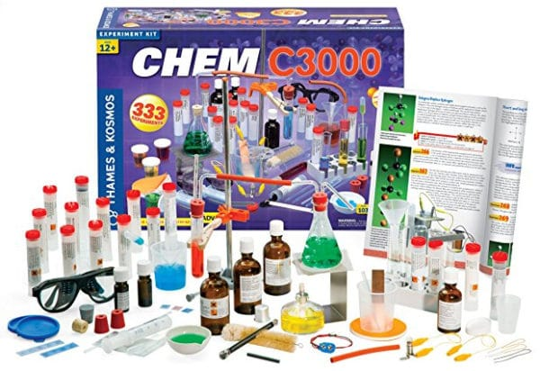 Thames & Kosmos C3000 - High School Lab Science for Kids