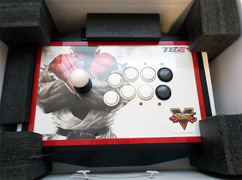 Mad Catz Street Fighter V Nintendo Games