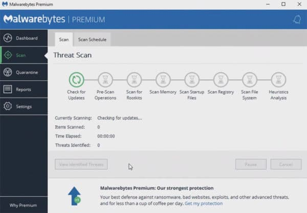 Malwarebytes Premium Security