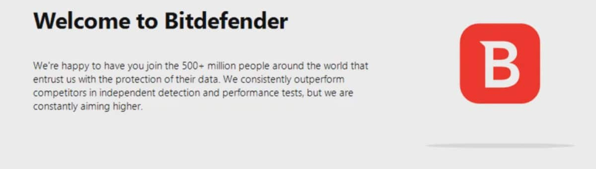 Why use Bitdefender?