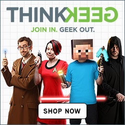 ThinkGeek ad