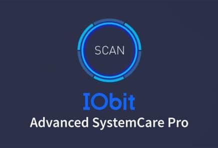 IObit Advanced SystemCare Pro logo