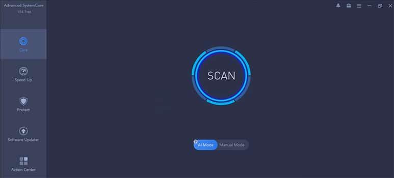 IObit Advanced SystemCare screenshot
